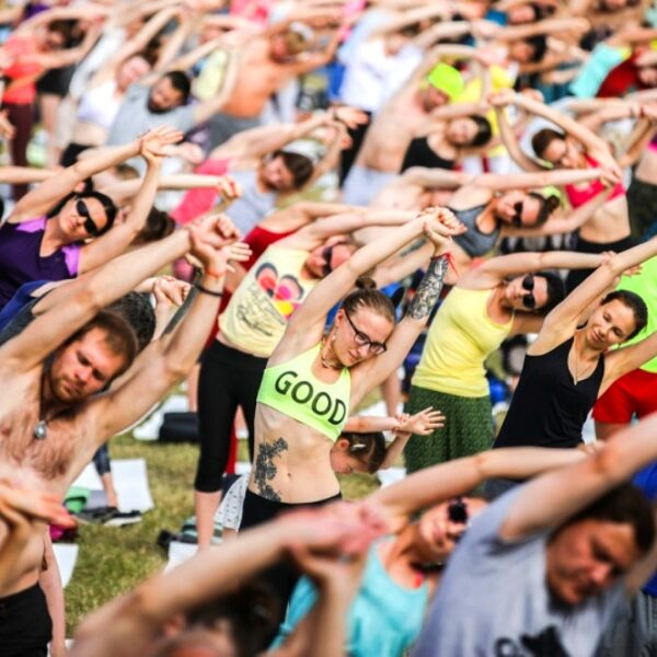 Фестиваль «День йоги»