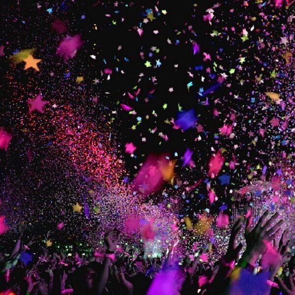 Новый год в клубах