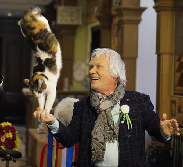 Спектакль «Зимняя сказка» в Театре кошек Куклачева