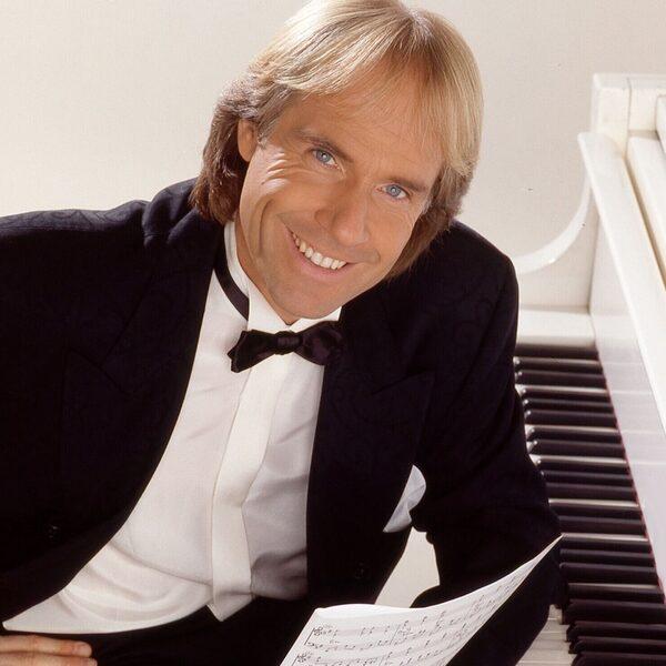 Концерт пианиста Ричарда Клайдермана: «40 лет на сцене»
