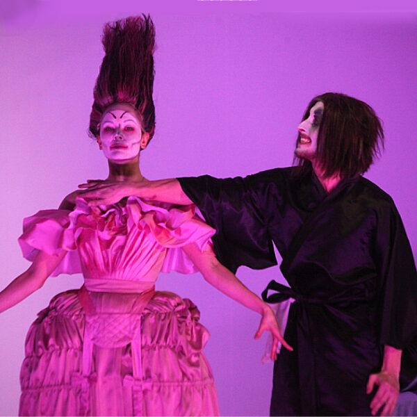 Спектакль «Lё Тартюф. Комедия» в Театре на Таганке