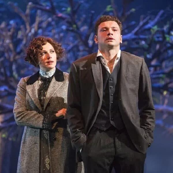 Спектакль «Вишневый сад» в Губернском театре