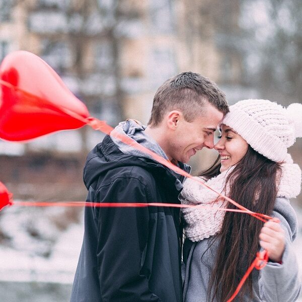 День влюбленных в парке «Сказка»