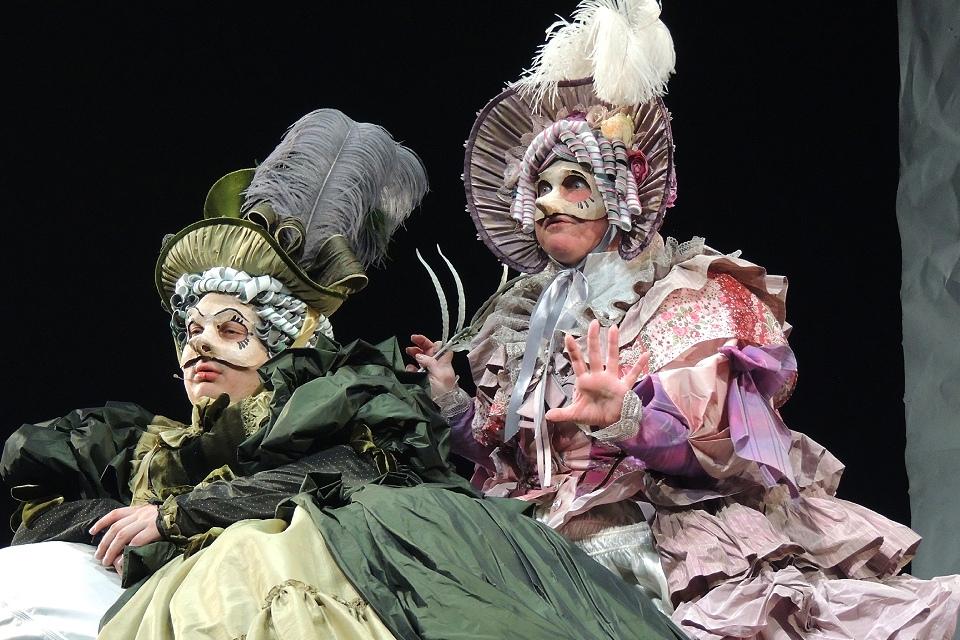 Такого Гоголя вы еще не видели! Чем удивит спектакль «Мертвые души» в Театре Вахтангова