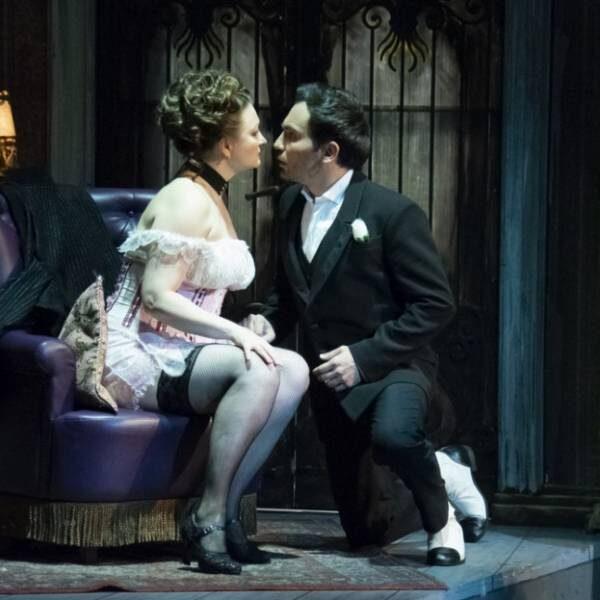 Опера «Травиата» в Геликон-опере