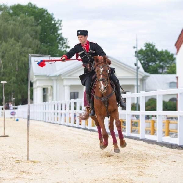 Фестиваль «Конные традиции России»