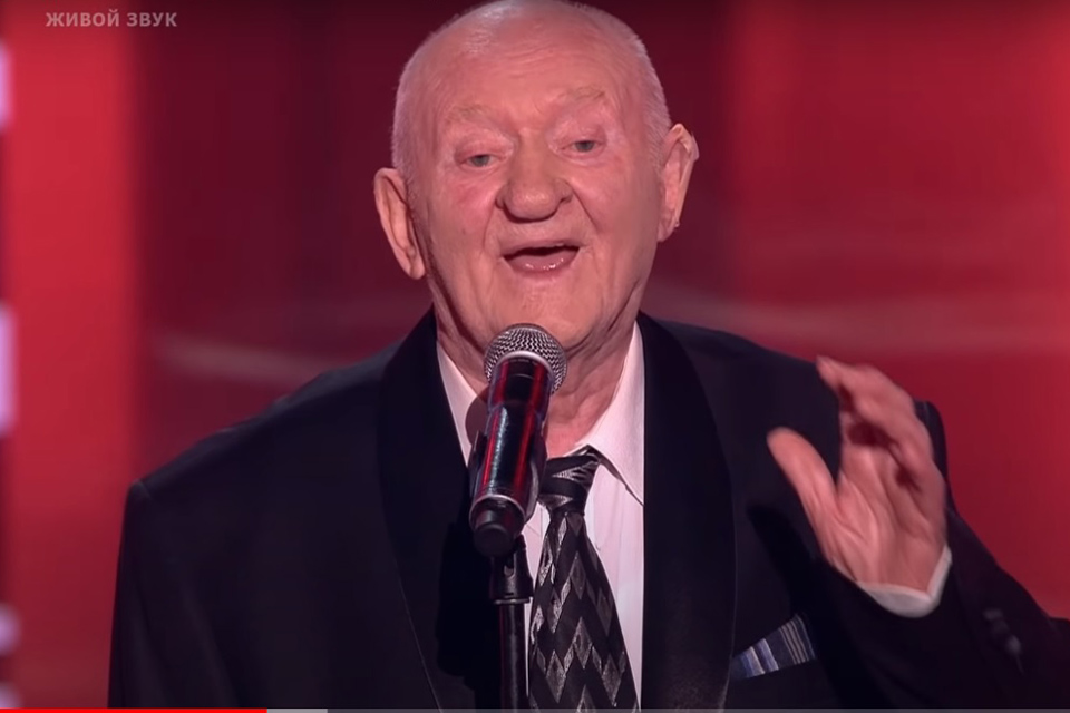 Михаил Серебряков – победитель шоу «Голос. 60+» 4 сезон (2021): Как 97-летний ветеран попал на ТВ