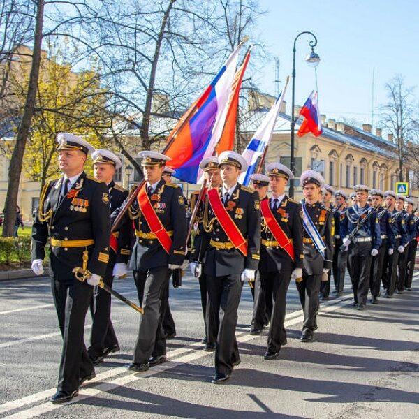 День Победы в Кронштадте