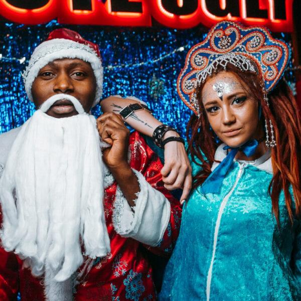 Новый год в клубах Санкт-Петербурга