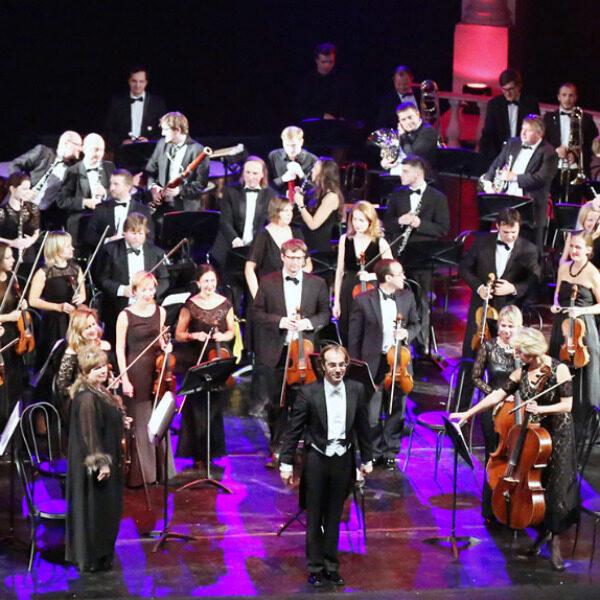 Концерт «Новый год на круизном лайнере» в Театре «Мюзик-холл»