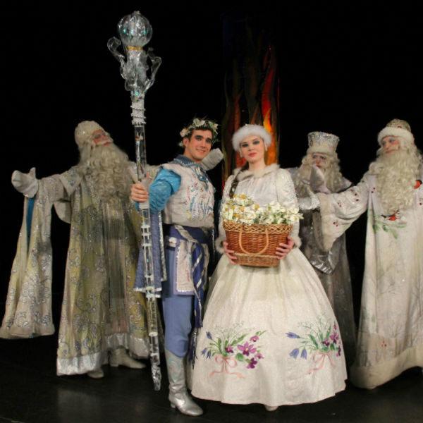 Театральный фестиваль «Сказочный листопад»