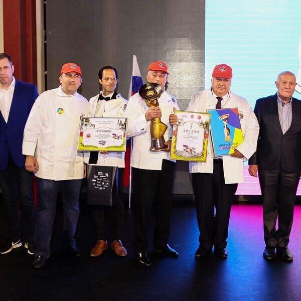 Международный турнир по ресторанному спорту «Russia Open»