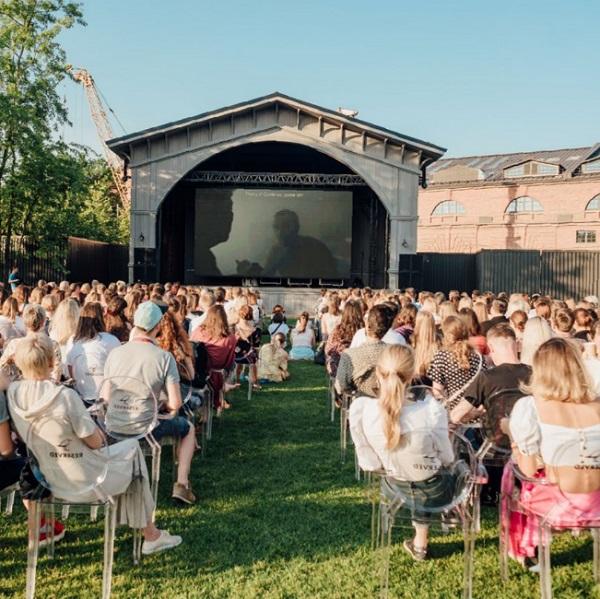 Фестиваль дебютного кино в Новой Голландии