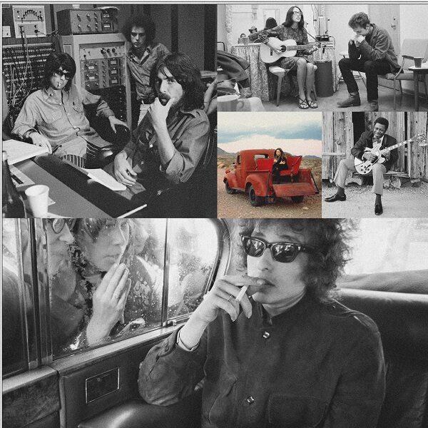 Выставка «Барри Файнштейн: культовые фотографии от Боба Дилана до Стива МакКуина»