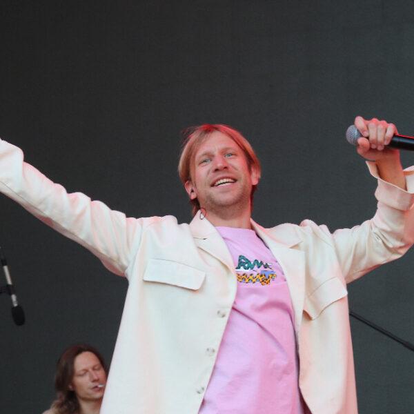Горозия танцевал в толпе с фанатами, а Дорн разделся прямо на сцене: Чем удивило «Стереолето» в Санкт-Петербурге 2021