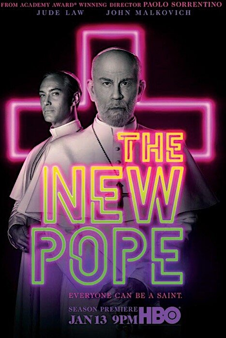 Новый папа 2 сезон (Молодой папа 2 сезон)
