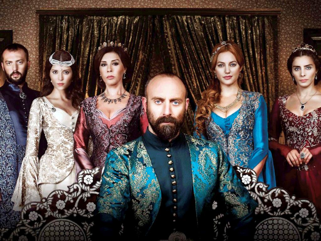 The Magnificent Century Turkish TV Series
