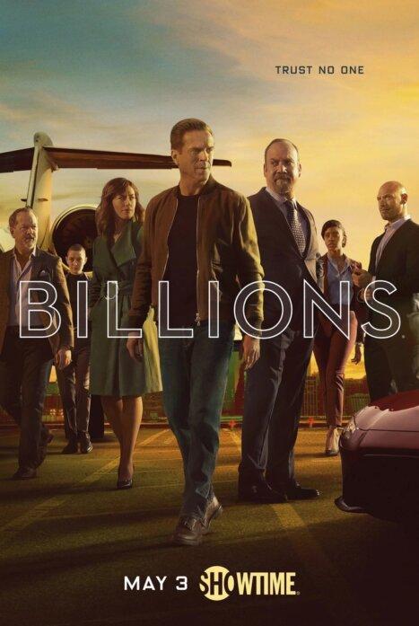Миллиарды 5 сезон