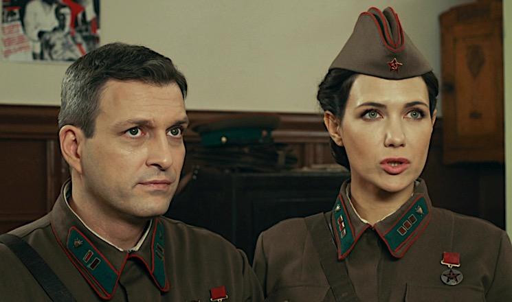 Третий сезон сериала «По законам военного времени» начинается 15 июня на Первом