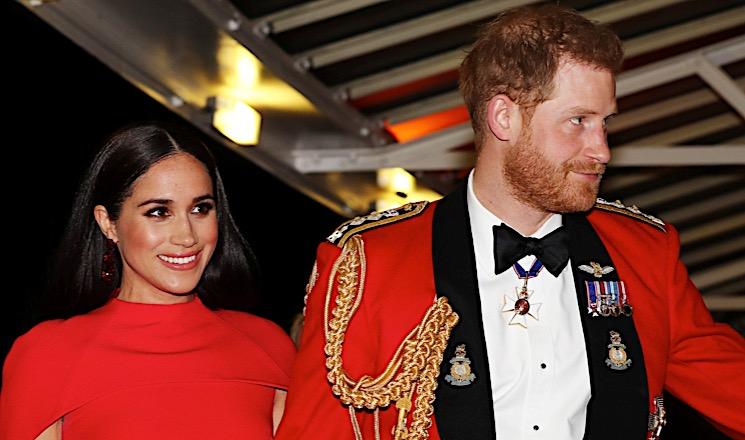Почему Меган Маркл ревнует принца Гарри к певице Адель