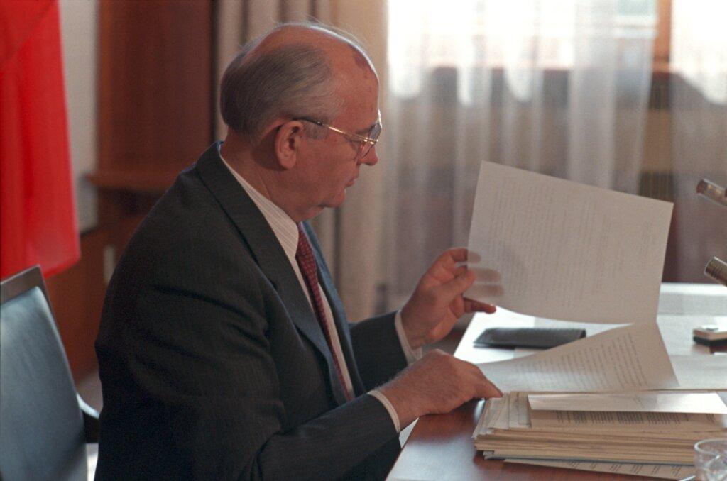 Михаил Горбачев рассказал, какой сериал помог развалить СССР