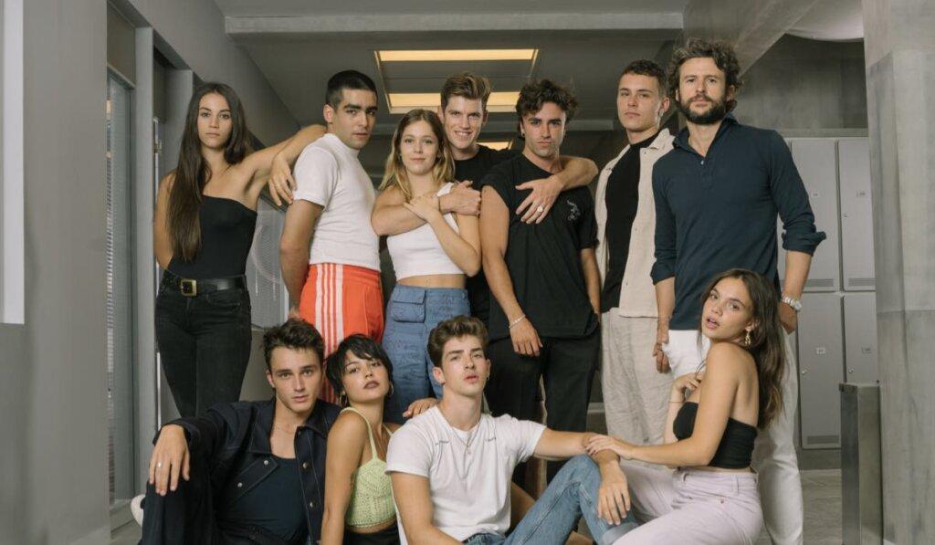 На Netflix вышел трейлер четвертого сезона сериала «Элита»