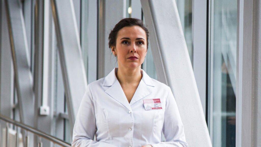 Премьера сериала «Спросите медсестру» выходит 13 сентября на Первом