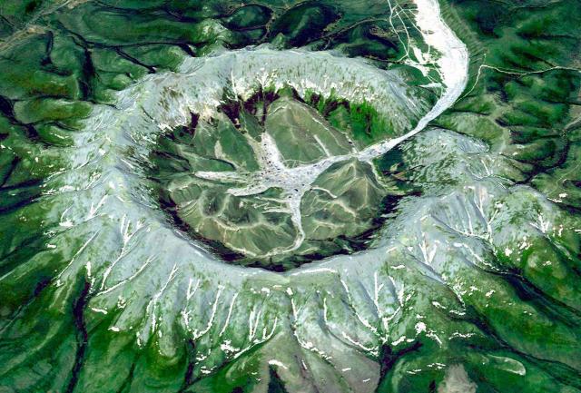 Таинственный хребет Джугджур