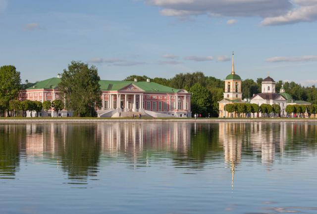 Самые красивые московские усадьбы для фото в инстаграм