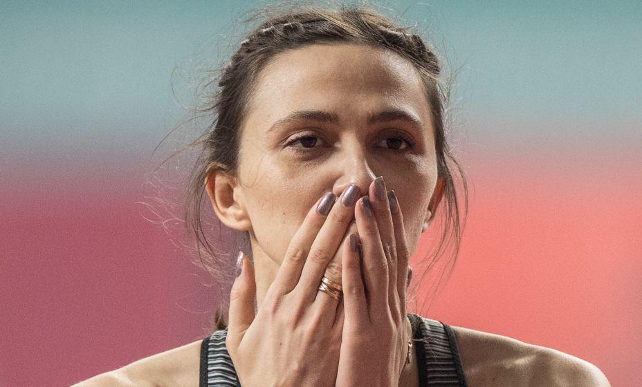 Мария Ласицкене - лучшая легкоатлетка в мире в сентябре. Фото: Global Look Press