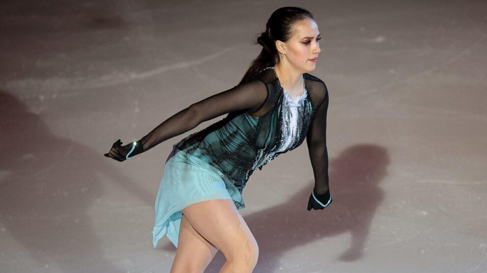 Алина Загитова, фигурное катание