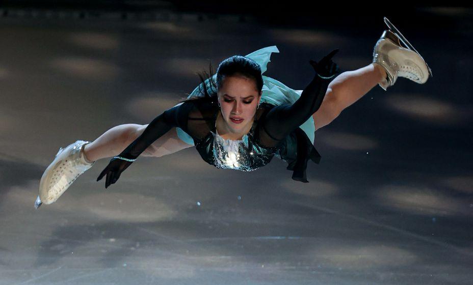 Алина Загитова стала ведущей «Ледникового периода» . Фото: Global Look Press