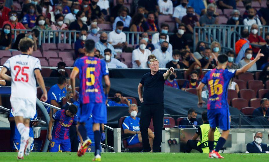 Рональд Куман близок к увольнению из «Барселоны». Фото: Global Look Press