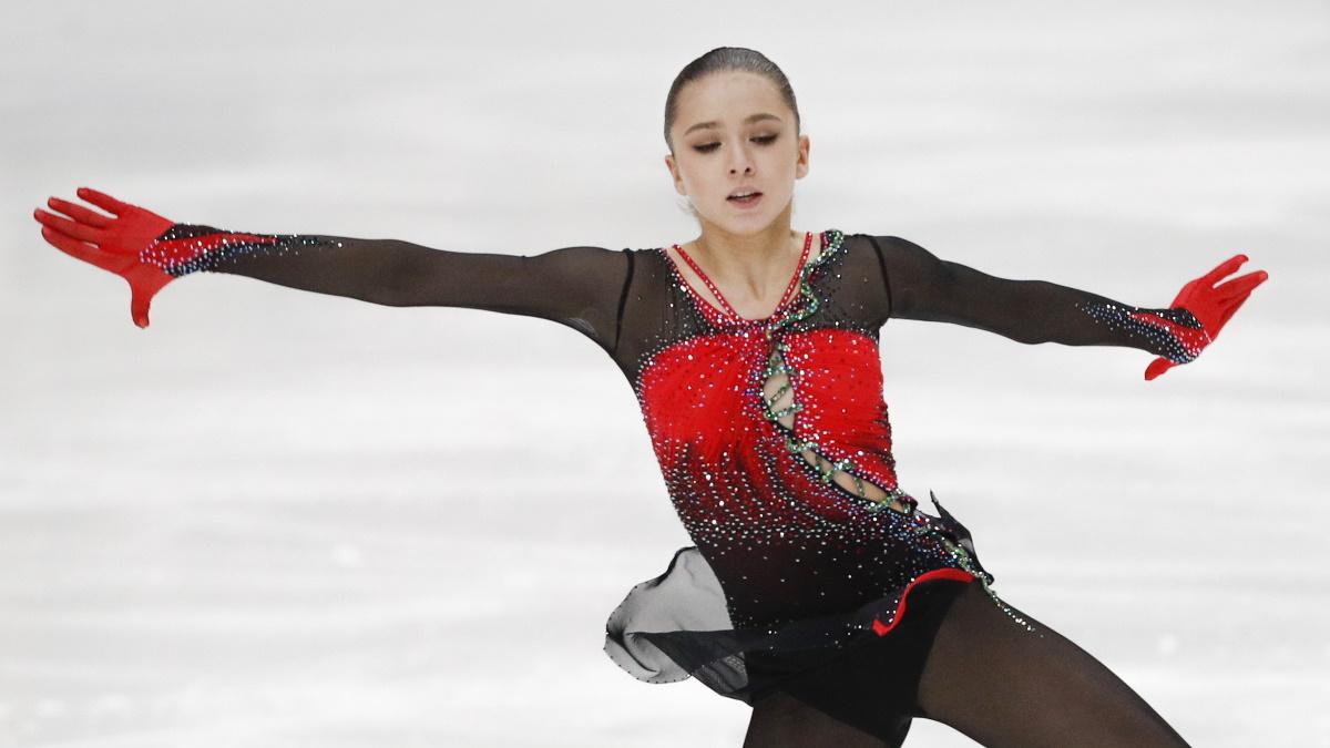 Камила Валиева установила два мировых рекорда. Фото: GLOBAL LOOK PRESS